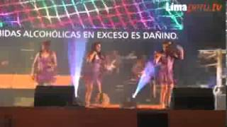 Corazón Serrano   Luna dile a mi amor en vivo, Edita Guerrero