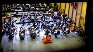 The Concertino (Estreno Mundial) - Ronald Szentpali - Banda Sinfónica de la Provincia de Córdoba