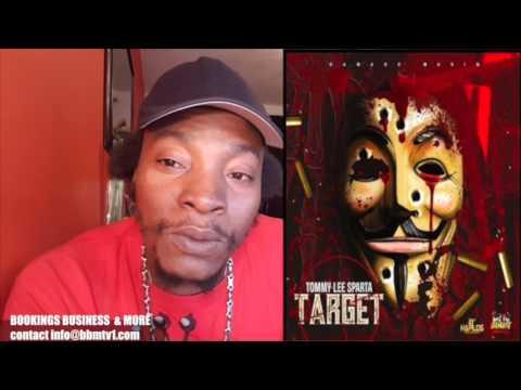 Tommy Lee Sparta - Target - Alkaline Diss ( 26 July 2017 ) Rawpa Crawpa Vlog