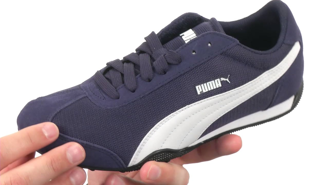 PUMA 76 Runner Fun MeshSKU 8634208 - YouTube 0ad85a4bb06c