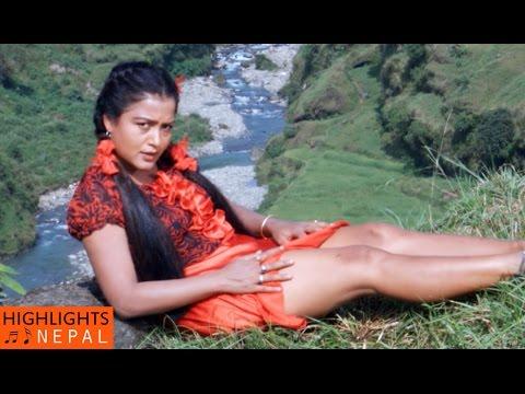 Phool Hu Ma | New Nepali Movie Song JALJALA | Rekha Thapa
