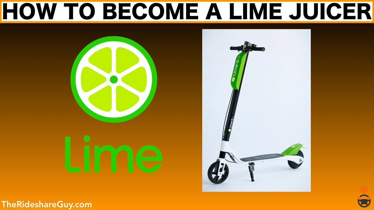 How To Be A Lime Scooter Charger Juicer Youtube