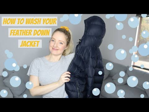 How To Wash Your Feather Down Jacket Without Ruining It! Macpac/ Kathmandu