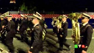 Festa della Repubblica 2014 - Prove notturne della Rivista Militare - www.HTO,tv