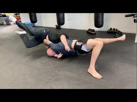 2nd Dan Judo VS BJJ Blue Belt