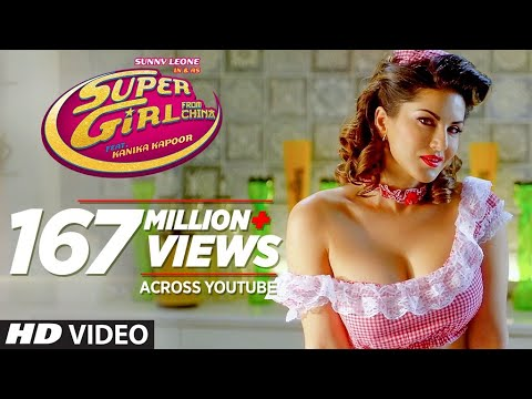 super-girl-from-china-video-song-|-kanika-kapoor-feat-sunny-leone-mika-singh-|-t-series