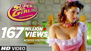 Super Girl From China Video Song | Kanika Kapoor Feat Sunny Leone Mika Singh
