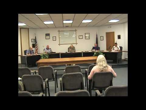 Rouses Point Village Board Meeting  5-20-19