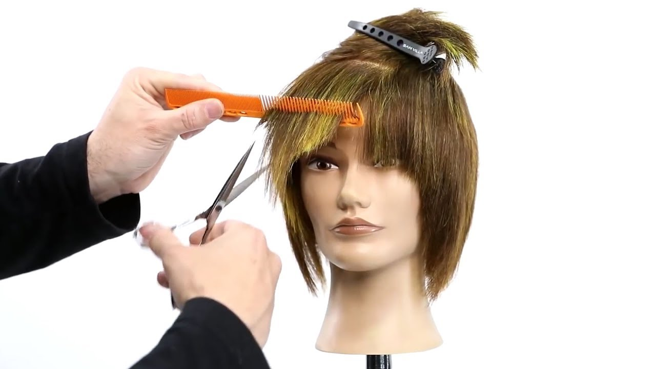 Pixie Shag Haircut Tutorial