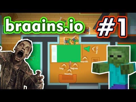 Braains.io – Jogo de Zumbis Online