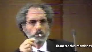 Laçın Məmişovun filmindən - Heydər Əliyevi Bakıya kimlər dəvət etimişdi?