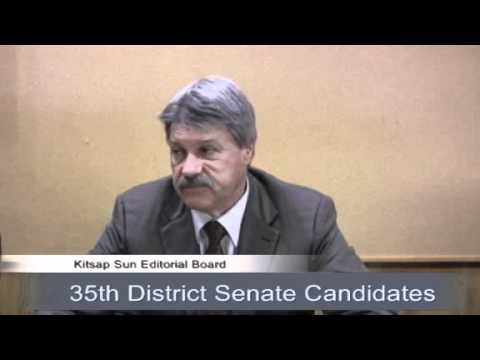 Conversation with 35th District Candidates