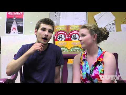 Fringe Interview Series CUTV - Around Miss Julie