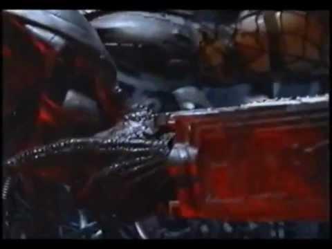 Predator Tribute  Facade Disturbed