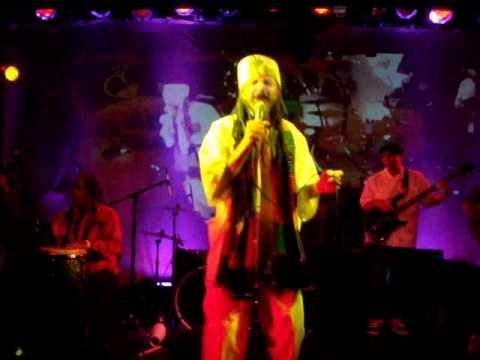 Willi Williams (backed by The Expanders) - DUB CLUB @ Echoplex 1/13/2010