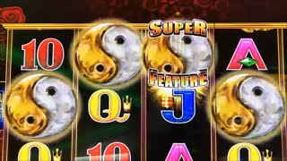 ★MY FAVORITE GAME★5 FROGS Slot (Aristocrat) /Slot Live Play $4.00 Bet☆San Manuel Casino☆彡栗
