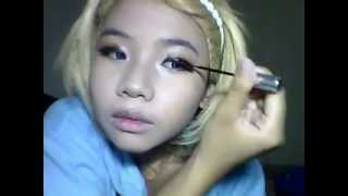 Girl Make Up Tutorial