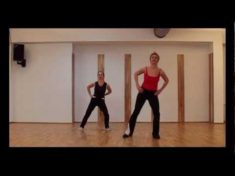 Fatburner Teil 1 - Aerobic Fatburner mit Verena Brauwers