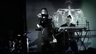 Uterus Insected - Distorted Mirrors - Live @ Tochka Club 01.04.2011 [fx]