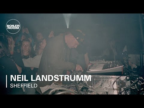 Neil Landstrumm Boiler Room Sheffield Live Set