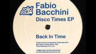 Fabio Bacchini - Back In Time