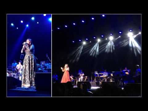 Shreya Ghoshal singing her favorite A. R. Rahman songs | Sacramento 2016