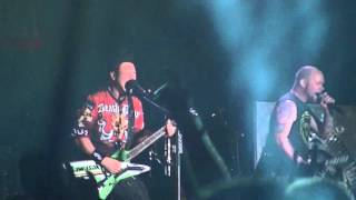five finger death punch under and over it carolina rebellion concord nc 5 7 16