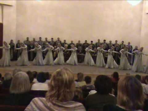 Tatul Altunyan's song-dance Ensemble Part 2