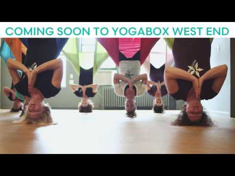 AntiGravity® Yoga Coming To Yogabox West End!