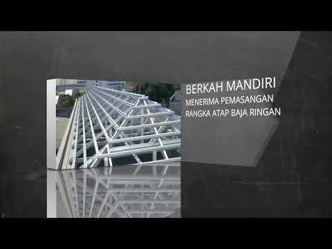 Pemasangan Baja Ringan Di Bandung 0819 0946 2223 Rangka Atap Dan