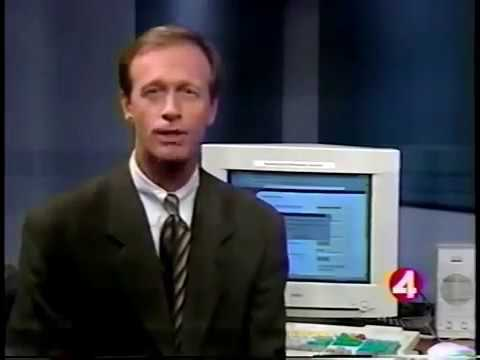 2000 News Segment about Broadband Internet!