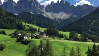 Santa Maddalena Val di Funes Dolomites Italy