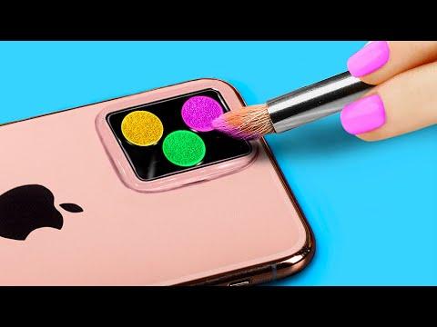 8 DIY Außergewöhnliche Make-up-Ideen / Lustige Streiche!