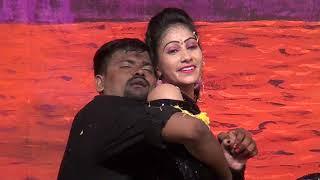 Roja and sivaji Romantic song in dance gavinivaripalem drama