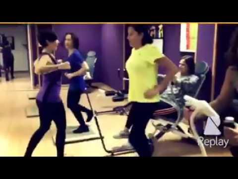 Curves piovera gimnasio femenino rutina 30 minutos for Gimnasio 30 minutos