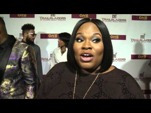 Tasha Cobbs Interview - The 2016 BMI Trailblazers of Gospel Music Honors