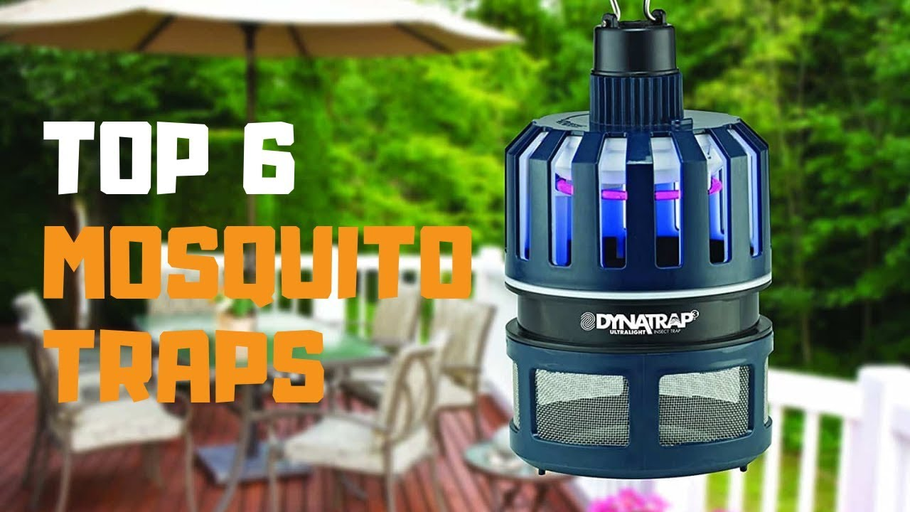 Best Mosquito Trap In 2020 Top 6
