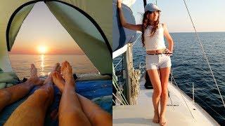#1 Бомжуем на море красиво! Автопутешествие на Черное море!