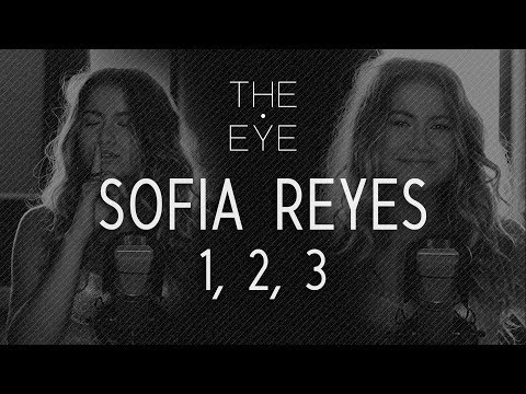 Sofia Reyes  - 1 2 3 acoustic  THE EYE
