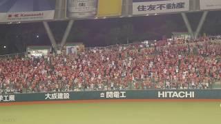 2017年5月30日 埼玉西武ライオンズvs広島東洋カープ メットライフドーム...