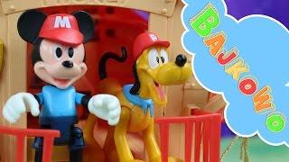 Domek na Drzewie | Myszka Miki & Pluto | Bajki dla dzieci
