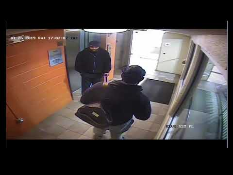 The Bridgeport Police Department has released surveillance footage of a suspect.