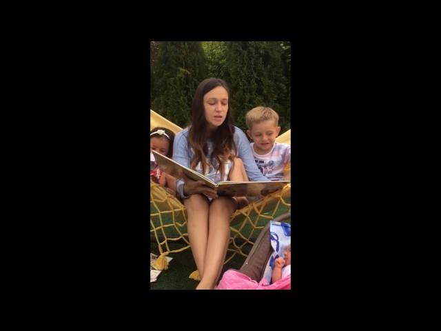 Изображение предпросмотра прочтения – ЕкатеринаСоколинская читает авторское произведение «Книга Льва»