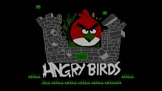 Knockoff Console Corner: Angry Birds Bootleg Games(NES/Famicom/Genesis)
