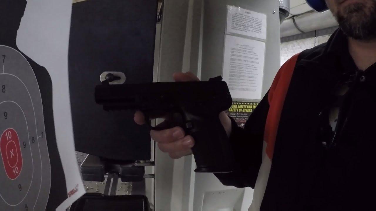 FN57 Range Time