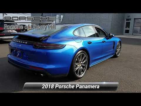 Porsche Panamera 4s (2018) Review, Cherry Hill, NJ LP7604