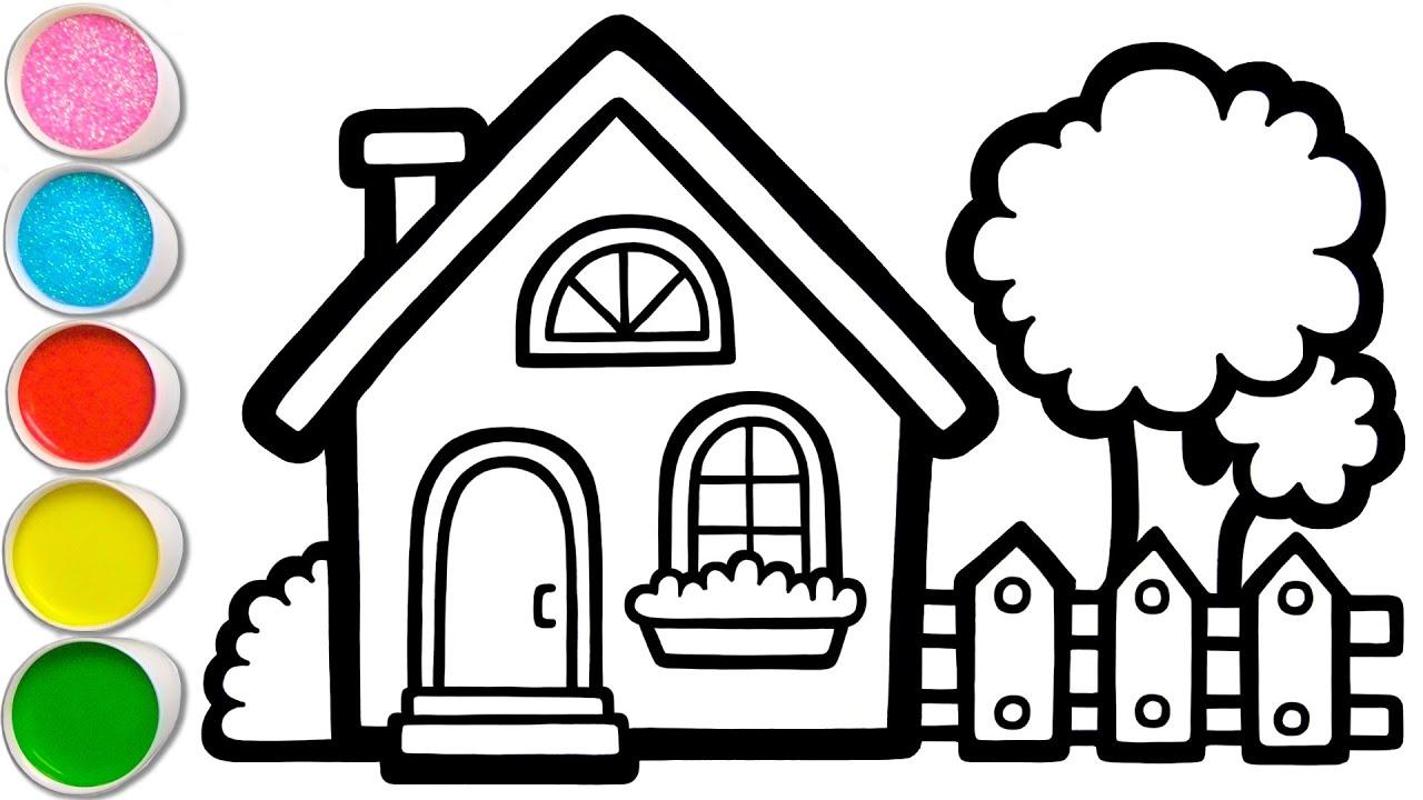 Download Kebun Menggambar, Melukis & Mewarnai untuk Anak dan Balita   Pelajari Lukisan Mudah #171
