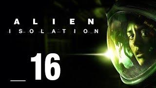 WIADOMOŚĆ OD MAMY || Alien: Isolation [#16]