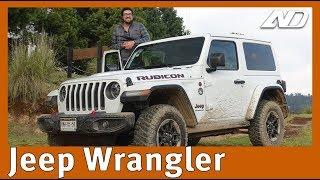 Jeep Wrangler ⭐ - El auto más subestimado que hay
