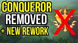 CONQUEROR REMOVED + WUKONG REWORK INCOMING!? NEW KEYSTONE!? PATCH 9.2 & 9.3 - League of Legends